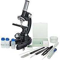 National Geographic 300x-1200x Microscopio