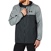Under Armour Sportstyle Storm Windbreaker Jacke stealth grey-steel-black - L