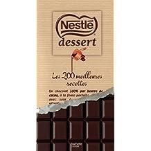 Nestlé dessert les 200 meilleures recettes