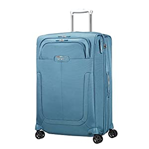 SAMSONITE Duosphere - Spinner 67/24 Expandable Hand Luggage, 67 cm, 80.5 liters, Blue (Niagara Blue)