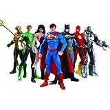 Figuras La Liga de la Justicia Set de 7