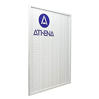 Athena Thin Gloss White Picture Frame, A1 Size, 59.4 x 84 cm,