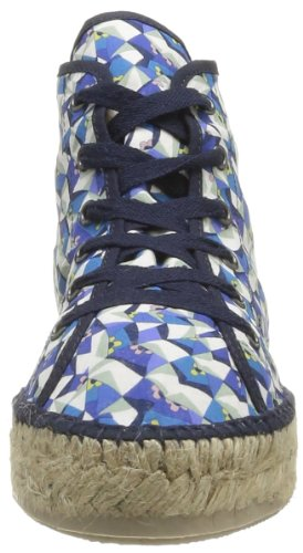 Pare Gabia Icham, Baskets mode femme Bleu (Bleu Poppy'S D)