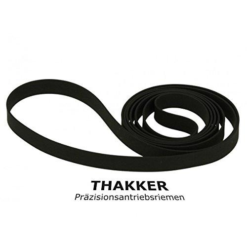 Thakker Technics FG Servo SL-BD 3 Original Riemen Plattenspieler Belt Antriebsriemen