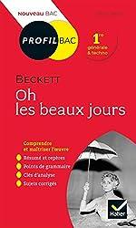 Profil - Toutes les clés d analyse pour le bac (programme de français 1re 2019-2020) de Xavier Damas
