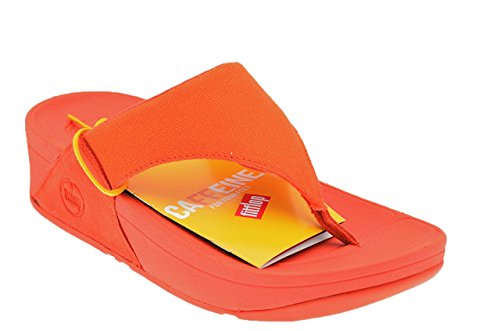 Fitflop? Lulu? Canvas Infradito Nuovo Tg 40 S.