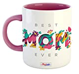 Best Mom Coffee Cups - Shopivate Best Mom Ever Ceramic Printed Pink Coffee Review