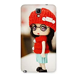 Cute Little Angel Multicolor Back Case Cover for Galaxy Note 3 Neo