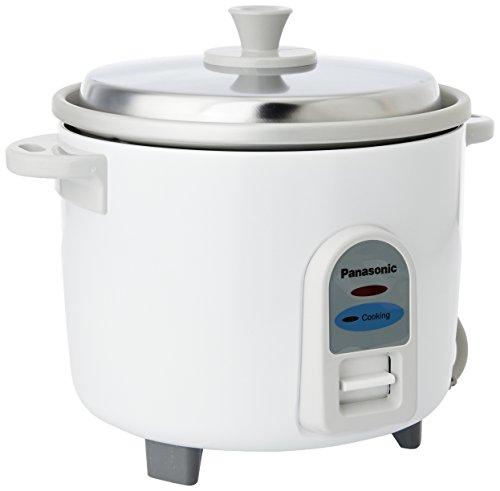 Panasonic SR-WA18 E 4.4-Litre 660-Watt Automatic Rice Cooker (White)