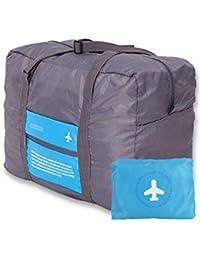 ORPIO (LABEL) Waterproof Foldable Travel Luggage Bag for Unisex Luggage Travel, Sport Handbags