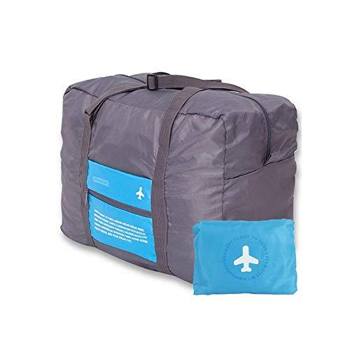 ORPIO (LABLE) Waterproof Foldable Travel Luggage Bag for Unisex Luggage Travel, Sport Handbags