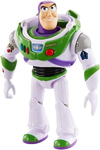 Buzz Story Niños3 Ggt32Multicolor Figura Voces 4 Con Disney Toy Y Mattel LightyearJuguetes Años Sonidos vNnm8wO0