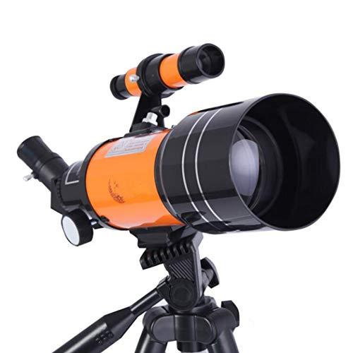 Mzq-jj Telescopio astronómico Profesional Alta Potencia