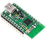 Pololu Wixels Programmable Controller TI CC2511F32 Microcontroller USB Wireless Module 2.4 GHz Radio Built-in Bootloader Open-Source Apps USB Interface 15 I/Os for Robot or Other System 1336