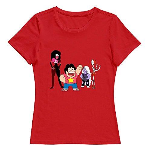 KST Damen T-Shirt Gr. Small, Gold - ()