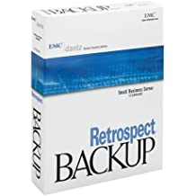 Retrospect 7.0 SBS - Standard Edition [import anglais]