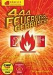 444 Feuerwehr-Geräusche