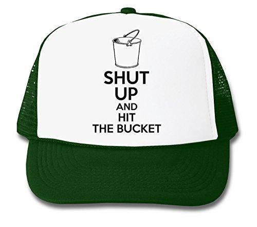 ShutUp and Hit The Bucket Trucker Cap