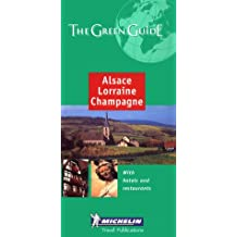 Alsace - Lorraine - Champagne, N°1303 (en anglais)