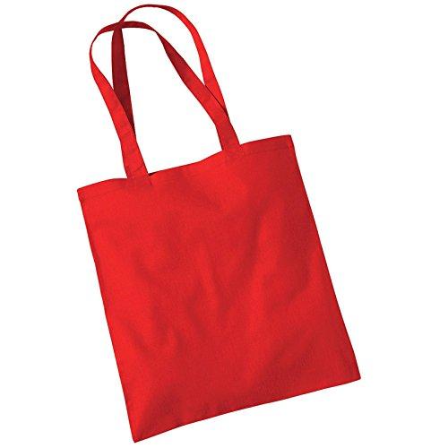 Westford Mill, Borsa a spalla donna Rosso brillante