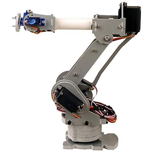 Cikuso Komplett Montiertes 6-Achsen Servo Steuerung Palettisierungs Roboter Arm Modell Für