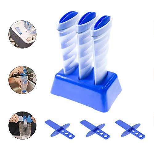 DIY Form, Eiskübel, Eiswürfelbereiter, multifunktional, Ice Pop Maker