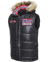 Nebulus Canadian suéter para hombre multicolor bunt - Off White/navy Talla:L amazon negro