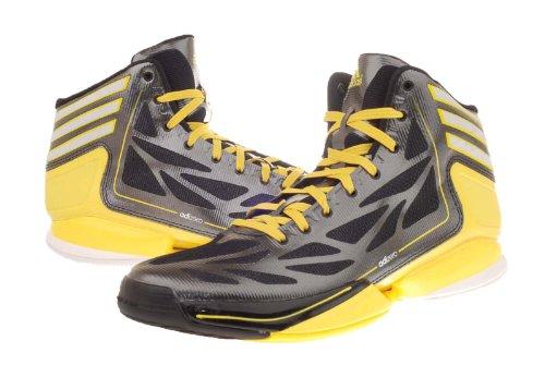 Adidas Crazy Light 2 Schuhe Basketballschuhe Herren Gelb NEU Gelb