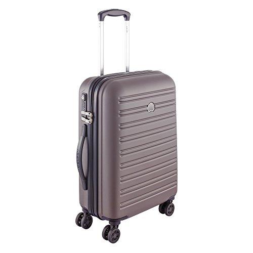 delsey-segur-bagage-cabine-55-cm-40-l-marron-glace