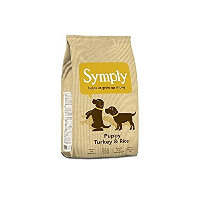 Symply Puppy Turkey and Rice Junior Dog Food