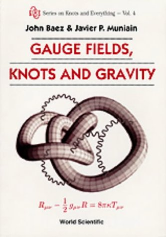 Gauge Fields, Knots And Gravity (Series on Knots and Everything, Band 4)