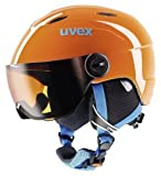 UVEX Kinder Junior Visor Skihelm