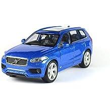 WELLY - Volvo XC90 T6 azul metálico