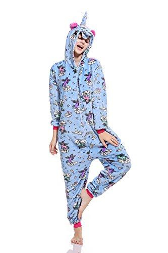 Unicorn-Onesie-Cosplay-Pyjamas-Unisex-Fleece-Unicorn-Hooded-Homewear-Pajama-For-Women-Ladies