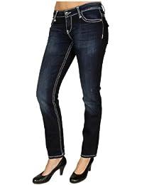 "Cipo & Baxx Damen Jeans ""CBW-0232"" blue"