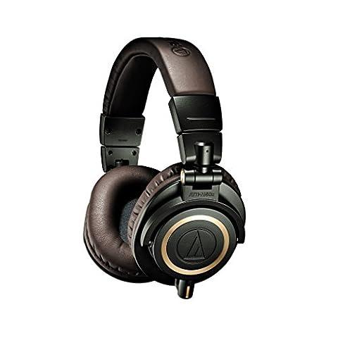 Audio Technica ATH-M50XDG Casque monitoring
