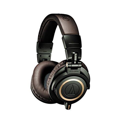 Audio Technica Pro ATH-M50XDG Cuffie Monitor Professionali, Edizione Limitata, Verde scuro
