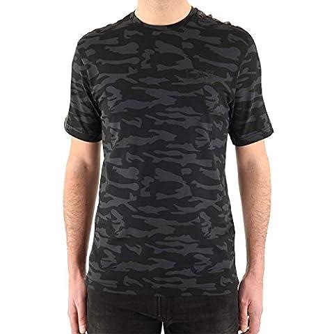 Chemise Homme Armani - Emporio Armani EA7 Homme Camouflage T-Shirt