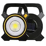 Lampes de Poche à LED, Lampe de Poche portative à focale réglable Rechargeable USB résistante à l'eau pour Le Camping en Plein air et la randonnée, Urgence