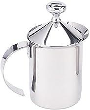 وعاء تذوب للقهوة التركية مع زبدة صغيرة، من الفولاذ المقاوم للصدأ من إتش آي سي