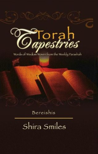 Torah Tapestries Bereishis / Genesis (English Edition)