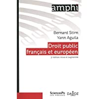 Droit public français et européen - 3e ed.