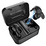 Wireless Earbuds Bluetooth Earphones V5.0 with 3D Stereo Sound, 30 Mins Fast Charge