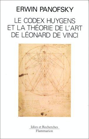 Le Codex Huygens et la Théorie de l'art de Léonard de Vinci