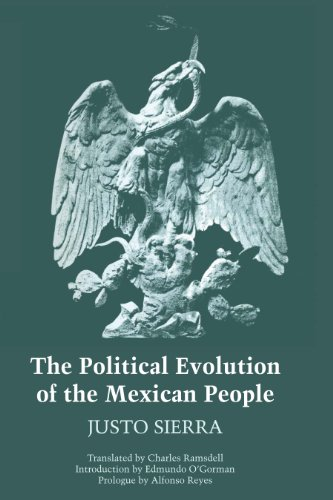 The Political Evolution of the Mexican People por Justo Sierra