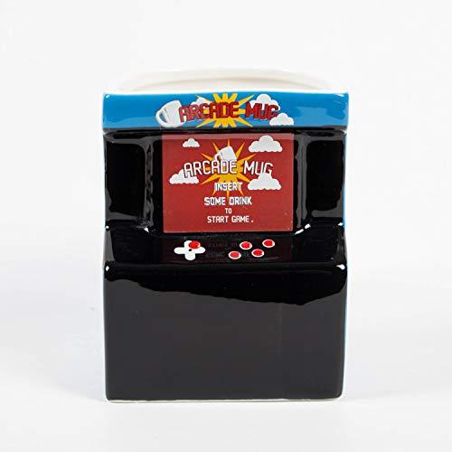 el & groove 3D Arcade Tasse bunt...