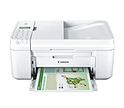 Wrlss Inkjet AIO Printer Wht