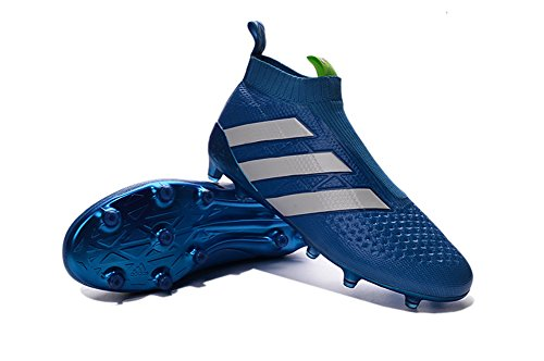 FRANK Football Herren Fußball Stiefel Ace 16+ purecontrol Schuhe 52 blau