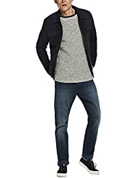 Scotch & Soda Herren Straight Jeans Ralston and Round