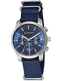 Giordano Analog Blue Dial Men's Watch-1772-03